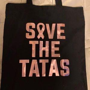 Save the Tatas tote